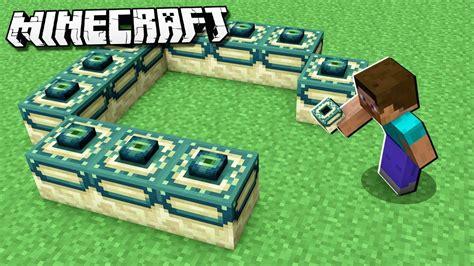 portal  minecraft creative youtube