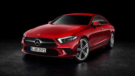 Mercedes Cls Class 4k Wallpapers by 2018 Mercedes Cls 450 4k 2 Wallpaper Hd Car