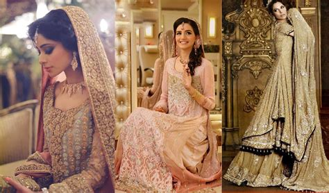 wedding and new year dress collection 2016 2017 manjaree bridal lehenga dresses designs styles 2016 2017