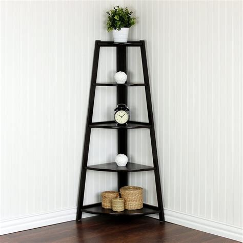 Decorating Ideas For Living Room Corner by Top 10 Corner Shelves For Living Room
