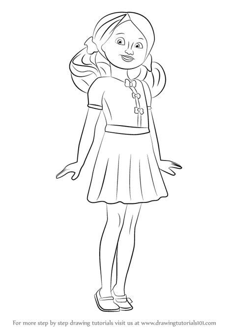 learn   draw chelsea  barbie life