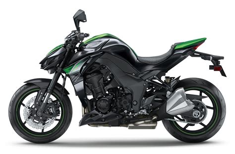 Kawasaki Jp by Z1000 Abs 各部をリファインした2017年モデルが登場 カワサキイチバン