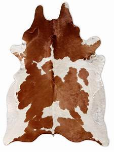 Brown white cowhide rug family room home pinterest for Cow rug