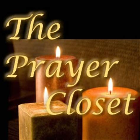 bible go into your closet pray