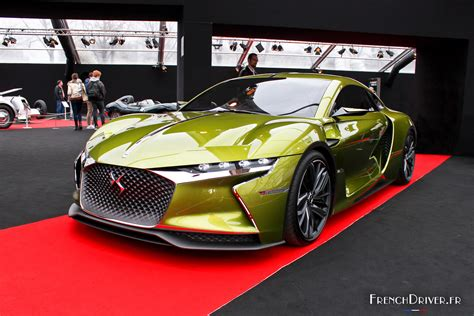 Photos  Exposition « Concept Cars Et Design Automobile