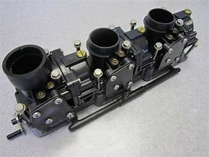 0433343 0435081 Evinrude Port Intake Manifold