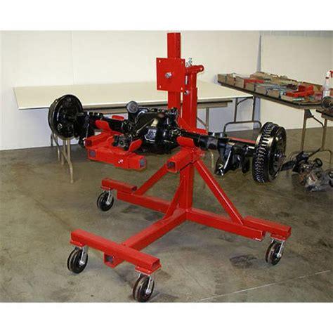 axle workstation   auto rotisserie merrick machine