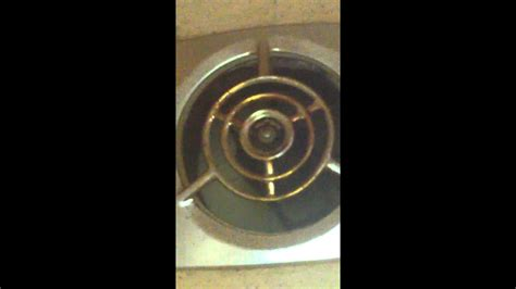 nutone exhaust fan youtube