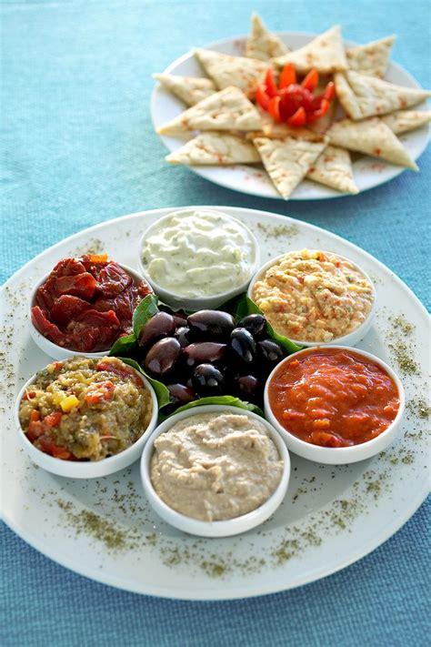 dips cuisine disney restaurant recipes spoodles mediterranean dips