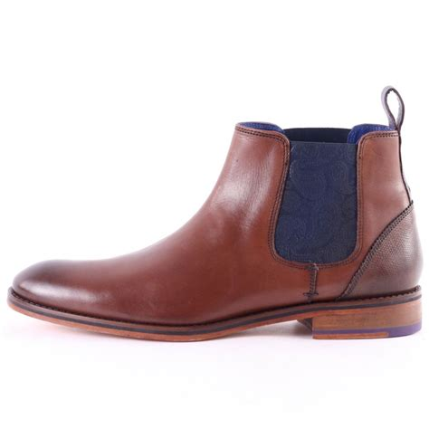 Ted Baker Camroon 2 Mens Chelsea Boots in Brown