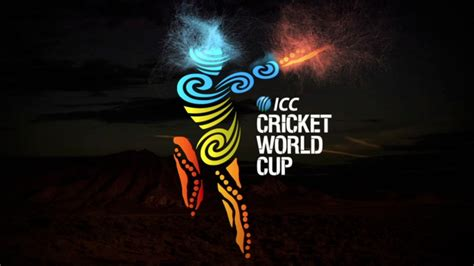 Icc Cricket World Cup 2015 Brand Mark Reveal On Vimeo