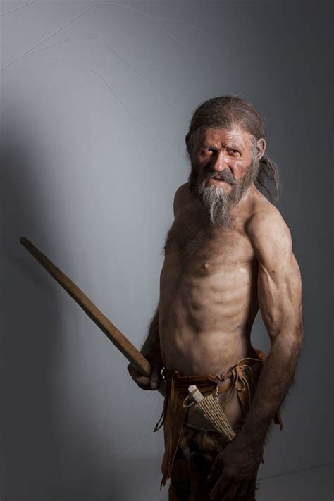otzi  iceman discovered national geographic society