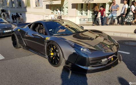Used 2015 ferrari 458 italia speciale with upgraded headlights, bluetooth. Ferrari 458 Italia Liberty Walk Widebody - 24 April 2018 - Autogespot