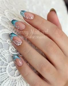 Ongles Pinterest : nail art french abstrait inspiration faux ongles nail art pinterest ongles manucure et ~ Dode.kayakingforconservation.com Idées de Décoration