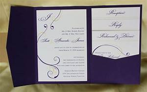 staggering wedding invitations purple theruntimecom With wedding invitation designs violet
