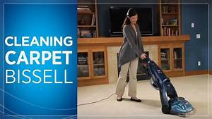 Bissell Carpet Cleaner Instructions Youtube  U2022 Vacuumcleaness