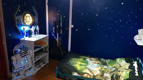 Chambre Star Wars  Décoration Chambre D'enfant Et Jouets
