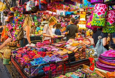 shop til  literally drop  bangkoks chatuchak market