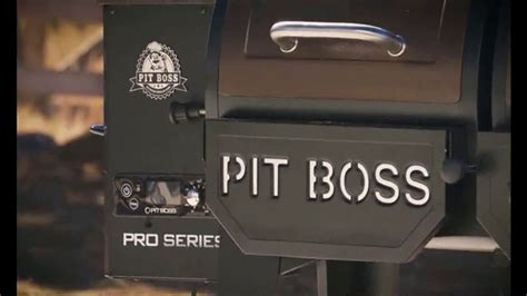 pit boss grills tv commercial   boss ispottv