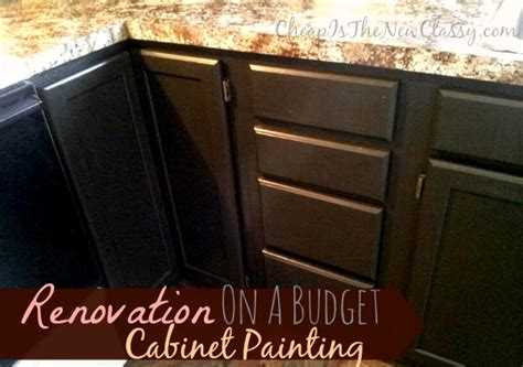 cabinet paint kit renew your kitchen with cabinet paint diy cheap is the