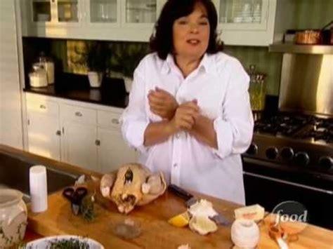"Ina Garten's ""perfect Roast Chicken"" And She Isn't"