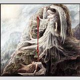 Fallen Angel Drawings | 650 x 592 jpeg 93kB