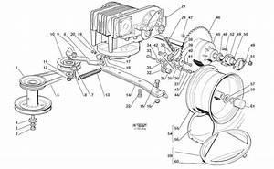 Sabre John Deere Transmission Drive Belt Fits 1538 Hr