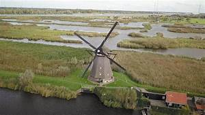 NETHERLANDS FROM ABOVE | Netherlands Travel Video | ANYDOKO