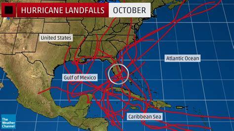 october hurricane threat   greatest
