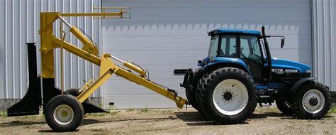 6 pull type plow johnson drainage plows
