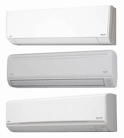 Split Mini Air Systems Fujitsu Units Ac