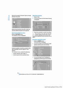 Bmw 335i Sedan 2010 E90 User Guide  274 Pages