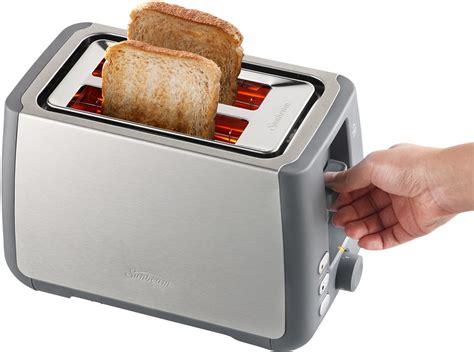 Sunbeam Toaster Ta4520 Top View