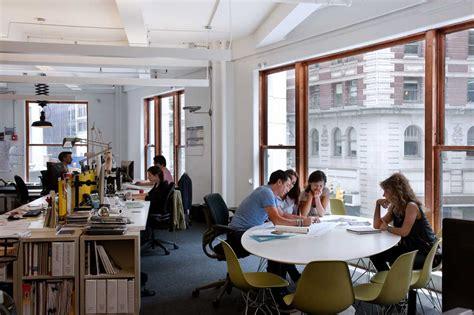 open space bureau create the office layout