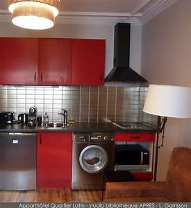 best photo cuisine rouge ikea prix cuisine rouge et noir With amazing meuble cuisine blanc laque 11 cuisines sur mesure et premier prix