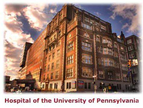 clinical sites general surgery training program penn