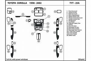 Dl Auto U00ae Toyota Corolla 1998