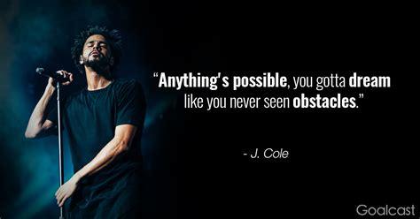 cole quote    goalcast