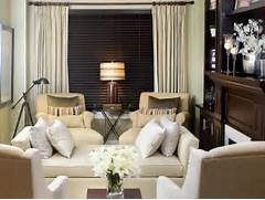 Furnishing A Small Living Room by How To Place Furniture In A Small Space