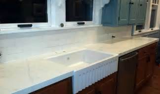 how to install backsplash tile in kitchen thin is in oregon tile marble