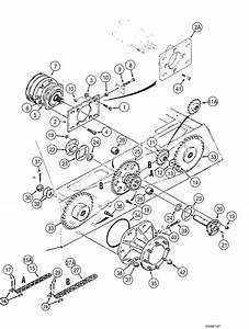 Hf 0205  Case 1840 Skid Steer Hydraulic System Diagram On