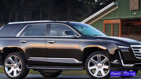 2020 Cadillac Suv Lineup by 2020 Cadillac Escalade Suv
