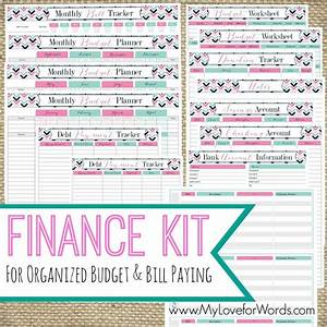 best 25 financial organization ideas on pinterest bill With personal financial document organizer