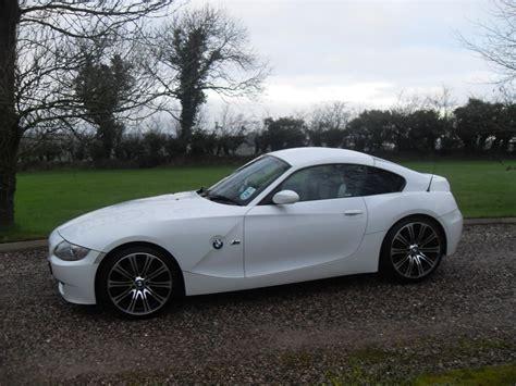 si e bmw for sale alpine white bmw coupe z4 3 0 si sport 2008