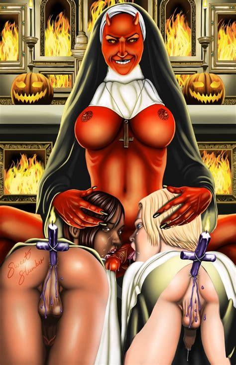 Shemales Demon Fucking Nuns - Shemales Demon Fucking Nuns Image 4 Fap | CLOUDY GIRL PICS