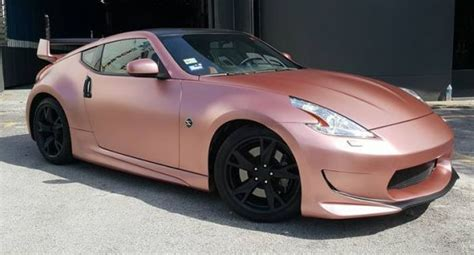 matte rose gold  worlds  exotic finishes