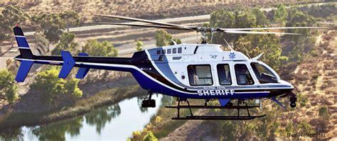 Bell 407GXP + BIRD Surveillance = Bell 407 ASIO
