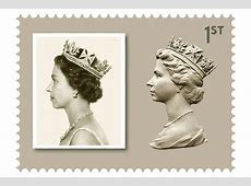 Royal Mail celebrates 50 years of 'Queen's head' stamp