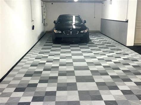 quel revetement de sol pour un garage de conception de maison