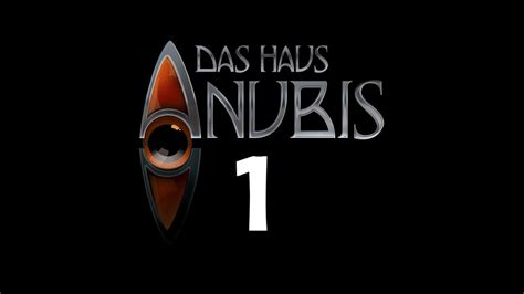 Das Haus Anubis  Folge 001  Neu Im Haus Anubis Youtube